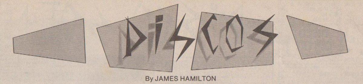 James Hamilton's Disco Page